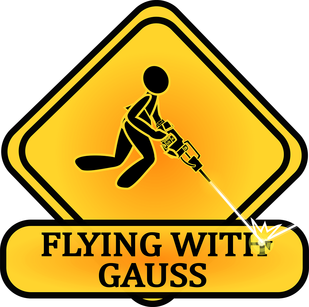 FWGS - Flying with Gauss